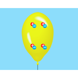 Balloons And Static Electricity | Golabz